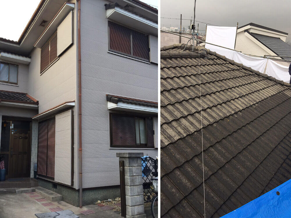 播磨町O様邸 施工前