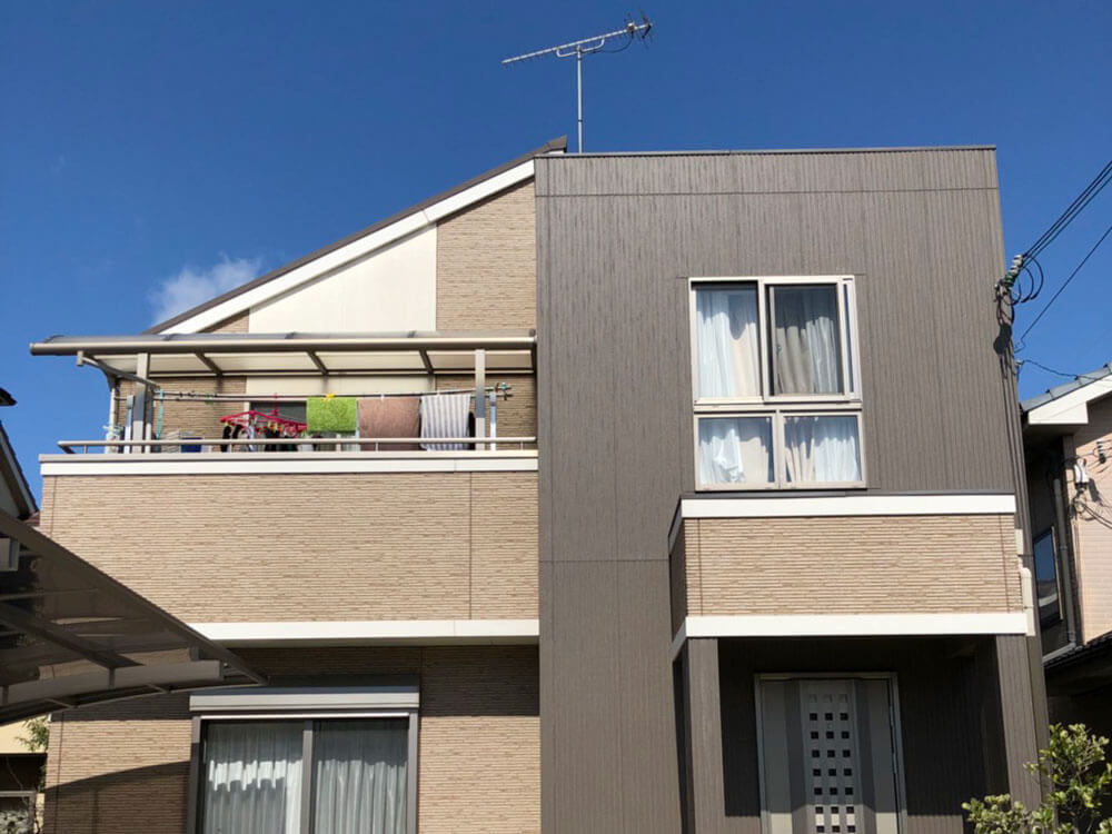 加古川市外壁塗装・屋根塗装工事