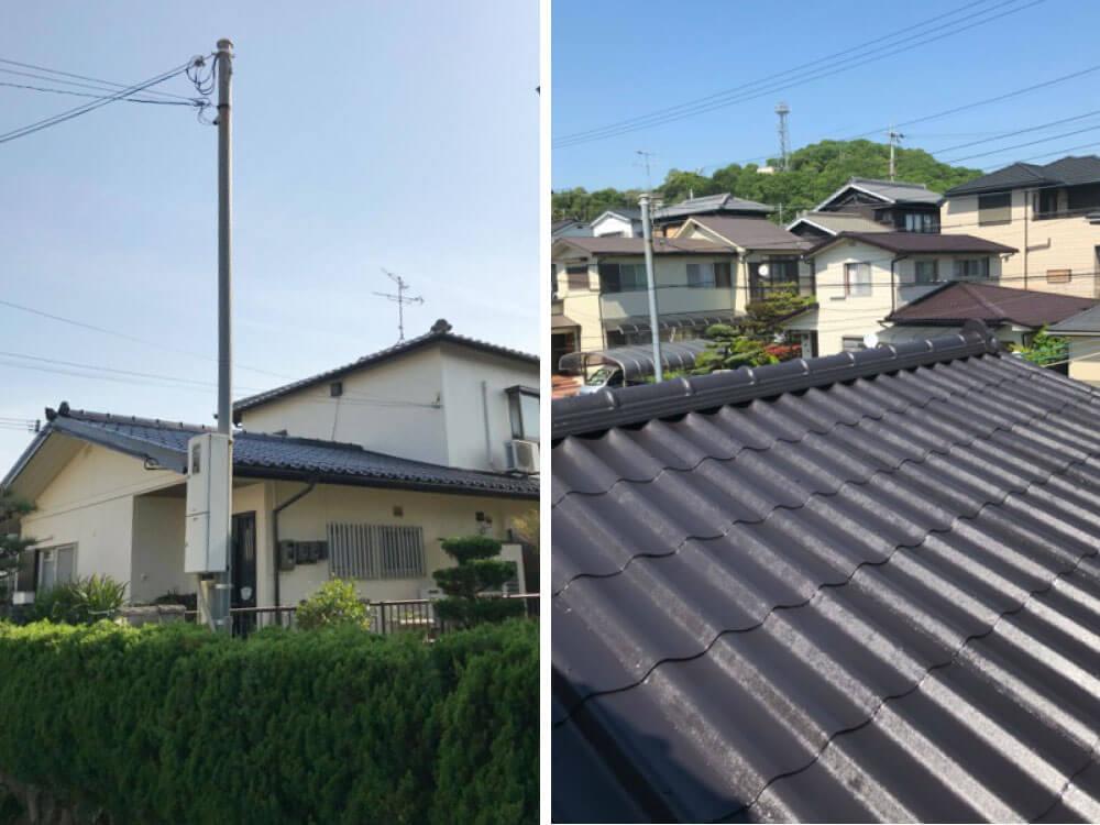 加古川市K様外壁塗装・屋根塗装工事 施工後