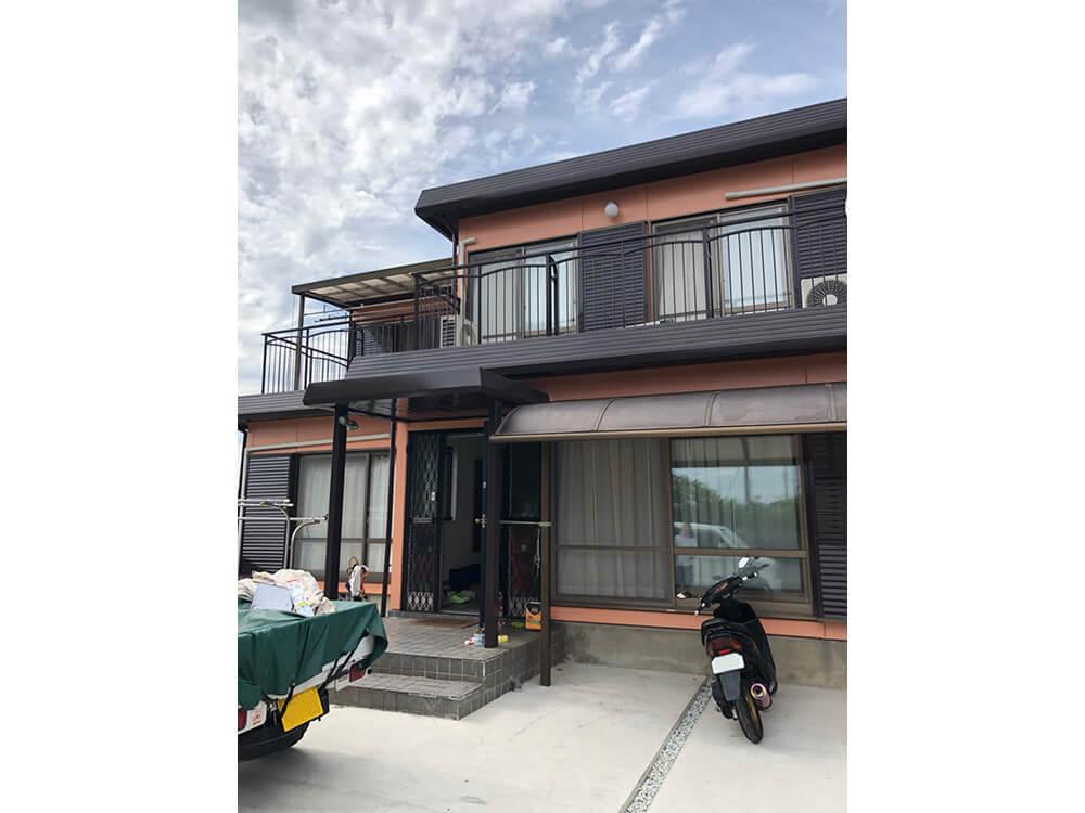 姫路市T様邸外壁・屋根塗装 施工後