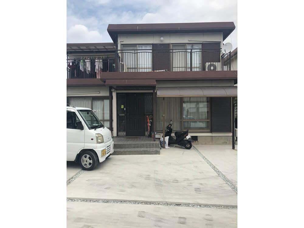姫路市T様邸外壁・屋根塗装 施工前