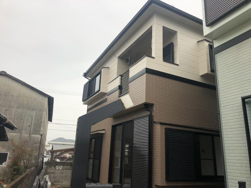加古川市設備事業者様邸外壁・屋根塗装工事 施工後