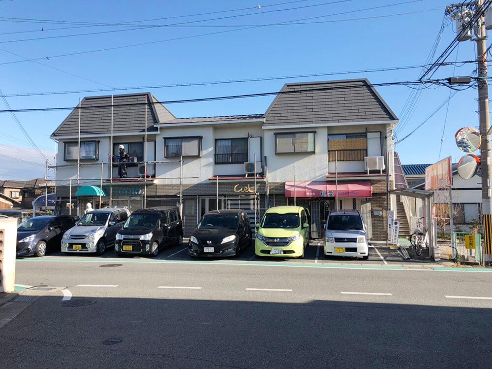 加古川市M様邸外壁塗装工事 施工前
