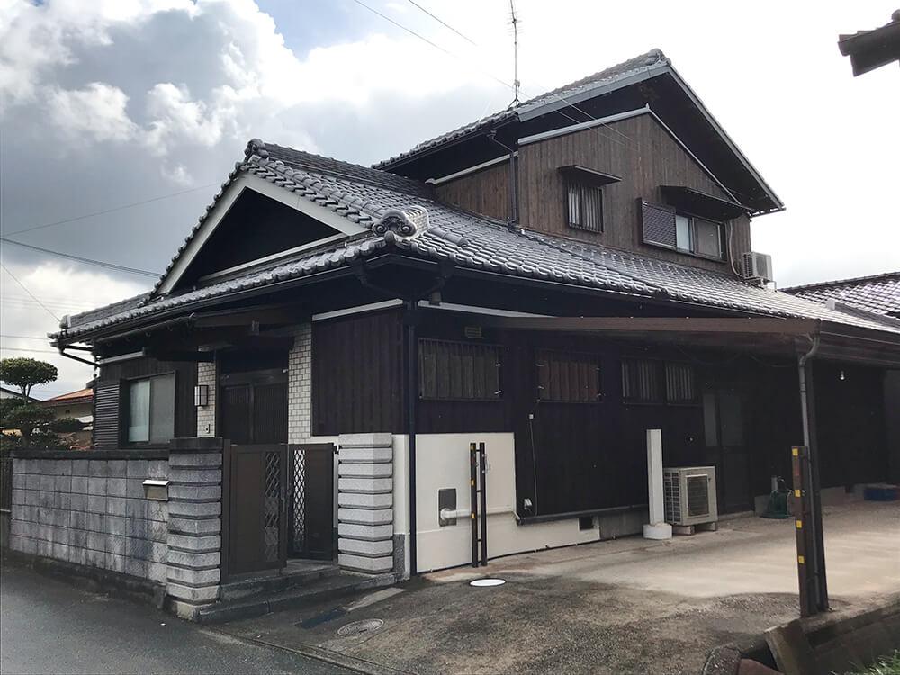 加古川市K様邸外壁塗装・焼板貼り替え工事 施工後