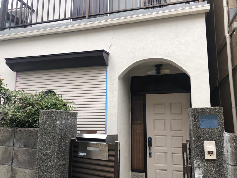 神戸市垂水区Y様様邸外壁塗装 施工後