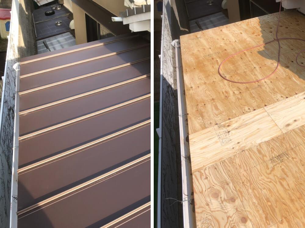 神戸市垂水区Y様邸屋根葺き替え 施工後