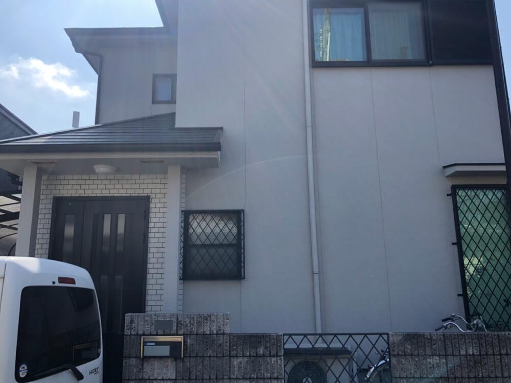 加古川市T様邸屋根葺き替え 施工前