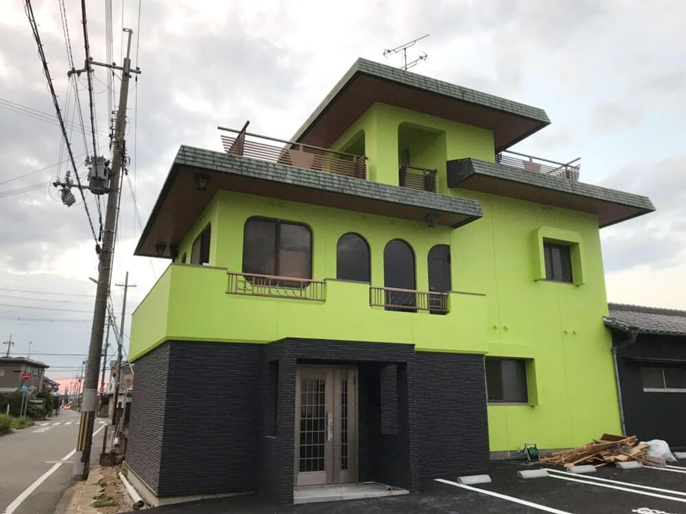加古川市N様邸外壁塗装 施工後