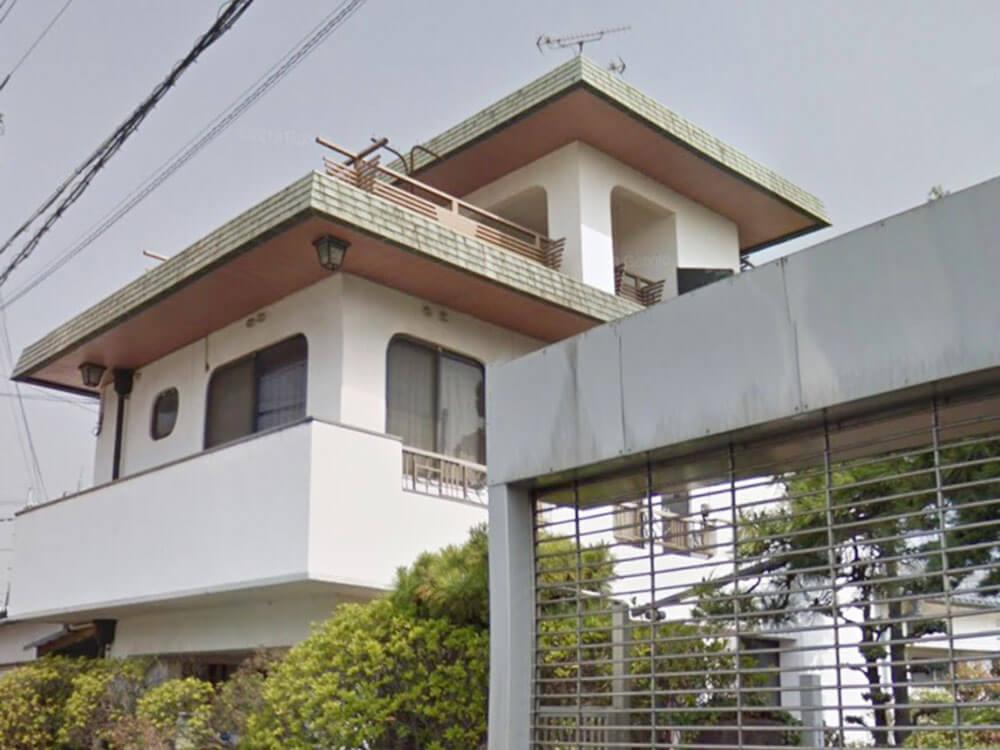 加古川市N様邸外壁塗装 施工前