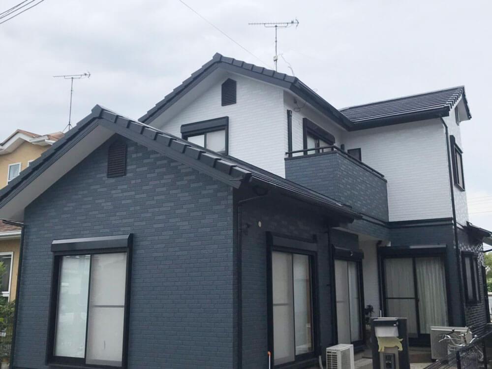 加古川市N様邸外壁塗装・屋根塗装 施工後
