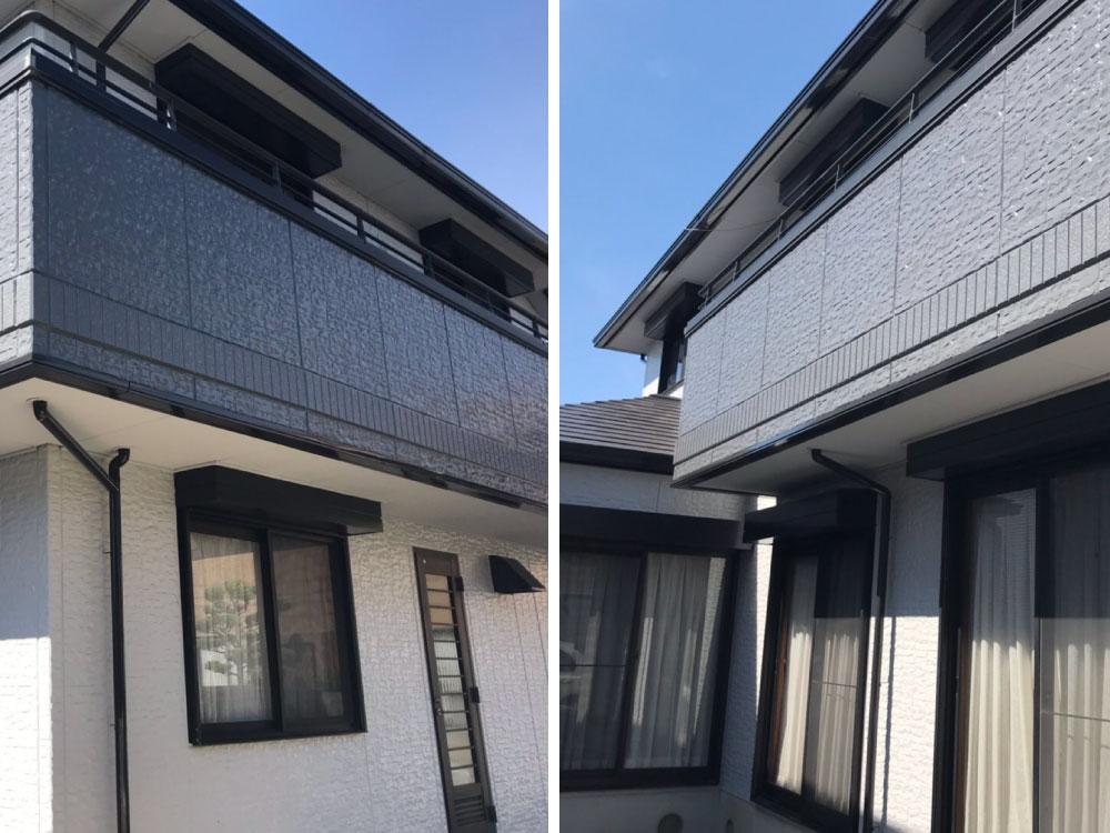 西宮市T様邸外壁塗装・屋根塗装 施工後