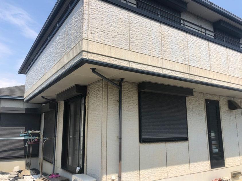 西宮市T様邸外壁塗装・屋根塗装 施工前