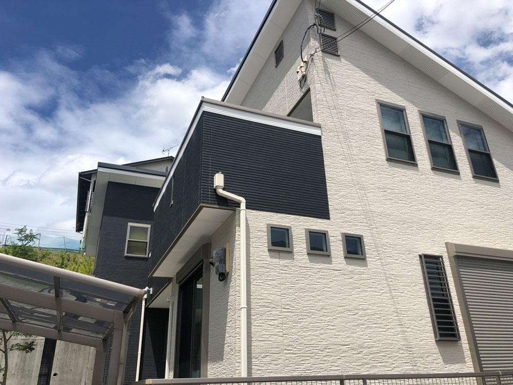 神戸市垂水区E様邸外壁塗装・屋根塗装 施工前