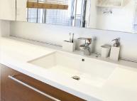 洗面台の完成イメージ写真