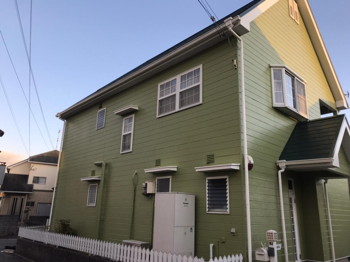 三木市T様 外壁塗装・屋根塗装工事
