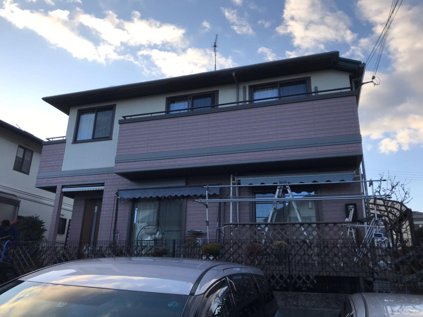 神戸市北区N様 外壁塗装・屋根塗装工事