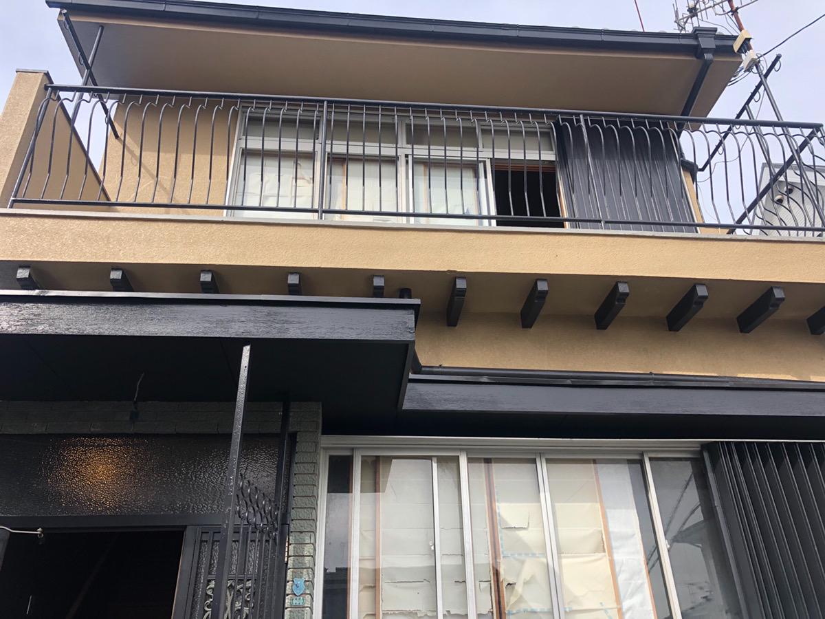 神戸市K様 外壁塗装工事