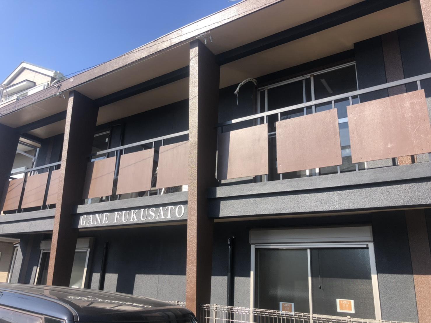 明石市G様 外壁塗装工事