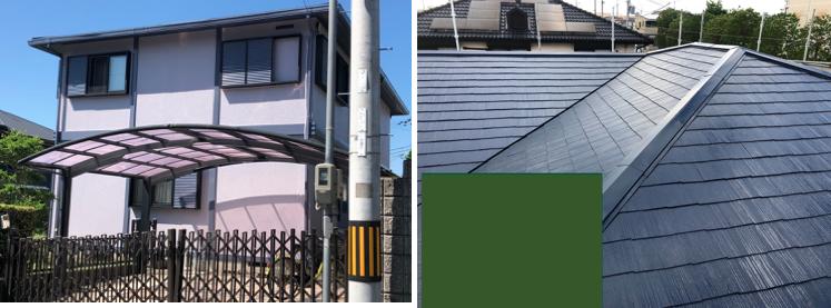明石市S様 外壁塗装・屋根塗装工事