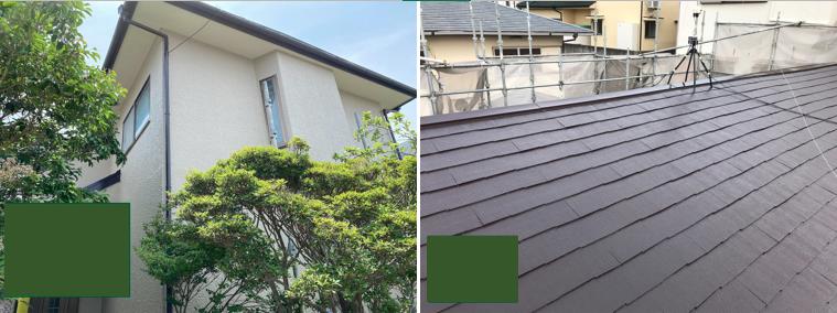 神戸市I様 外壁塗装・屋根塗装工事
